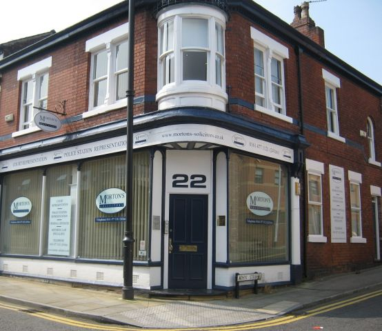 Mortons Solicitors, 22 Middle Hillgate, Stockport, Greater Manchester, SK1 3AY