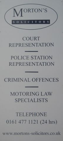Court Representation - Police Station Representation - Criminal Offences - Motoring Law Offences